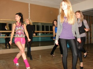 Стиль танца Go-go